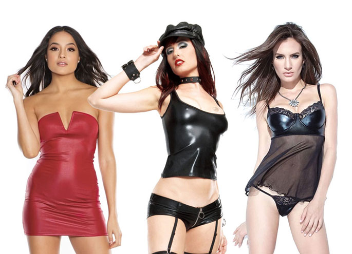 Buy latex & leather online