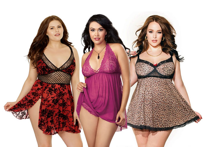 Buy plus sizes online
