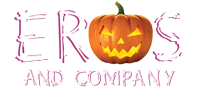 Eros Sex Shop Logo Halloween