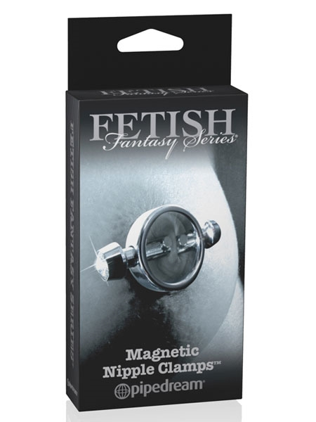 Limited Magnetic Nipple Clamps By Fetish Fantasy