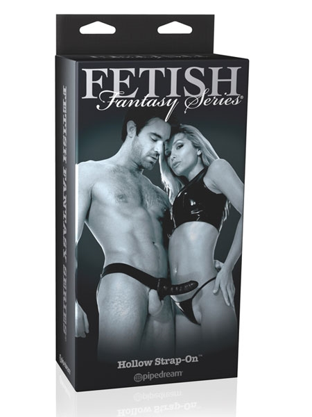 Limited Hollow Strap-On by Fetish Fantasy