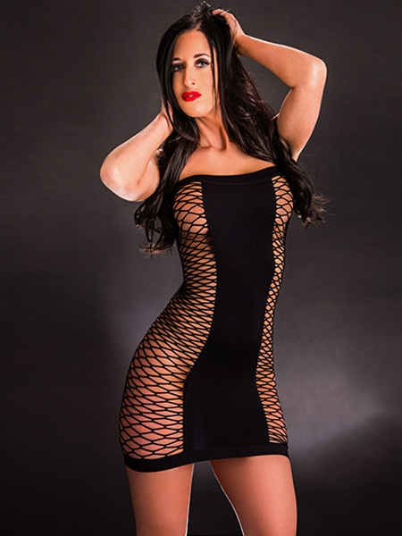 2 in 1 Tube Dress by Beverly Hills Naughty Girl