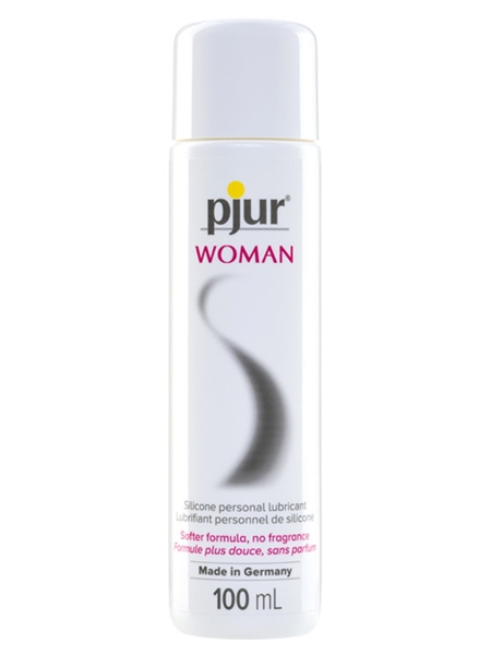 Pjur Woman Silicone-Based Lubricant 100ml by Pjur